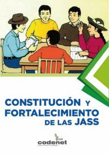 Constitución y Fortalecimiento de las JASS