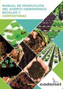 Manual de Producción del Huerto Hidropónico Escolar & Composteras