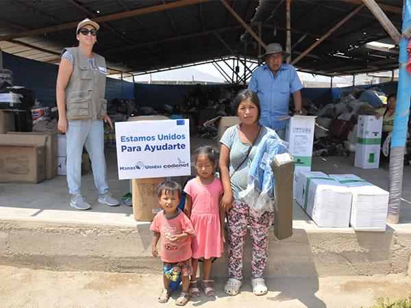 Proyecto - Ayuda Comunitaria