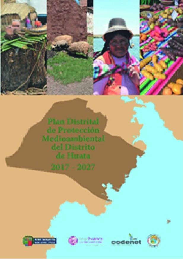 Plan Distrital de Protección Medioambiental del Distrito de Huata
