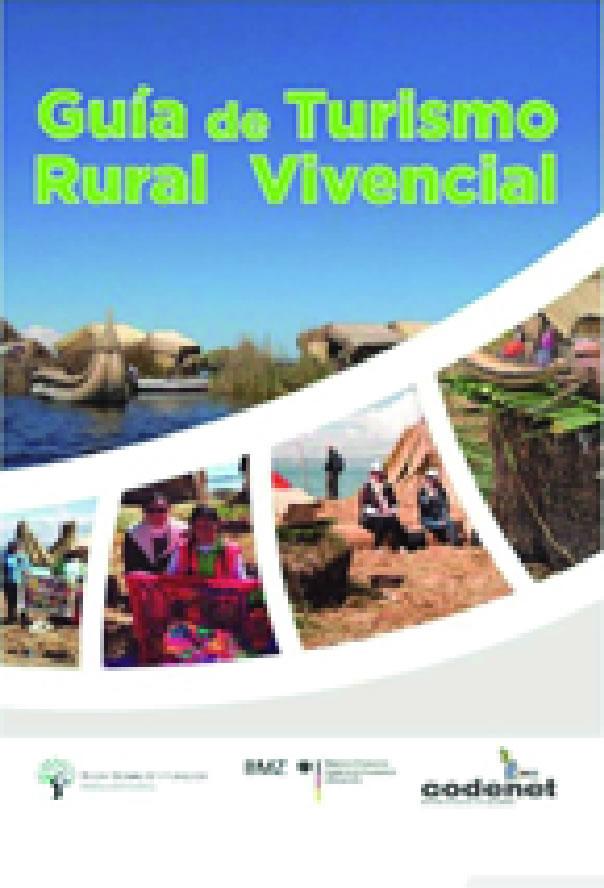 Guía de Turismo Rural Vivencial