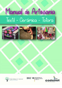 Manual de Artesanía - Textil - Cerámica - Totora